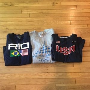 Long Sleeve T-Shirt bundle